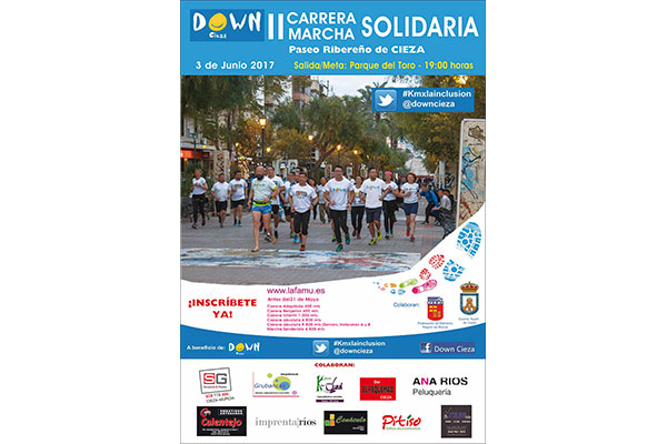 Cartel-II-Carrera-Solidaria-Down-Cieza